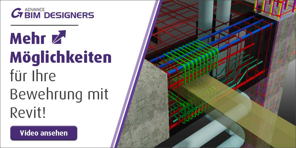 German Rebar for Revit Banner Facebook Twitter