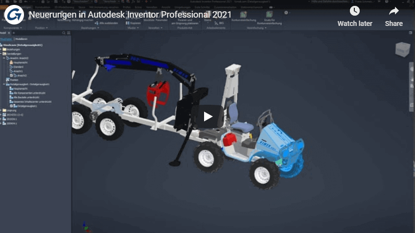 Inventor Professional 2021 Video 1 1