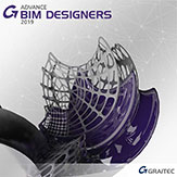Advance BIM Designers Badge 163x163