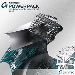 Graitec Advance PowerPack for Autodesk Advance Steel 256x256