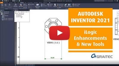 b2ap3 medium iLogic in Inventor 2021