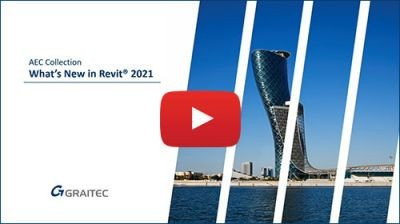 Whats New in Revit 2021 Video