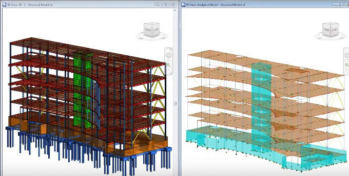Revit Structure Schulung