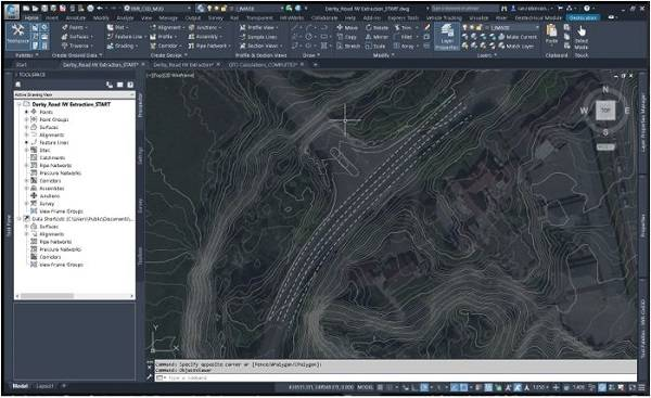 2 Point Clouds In An Infrastructure Project Part Three 6