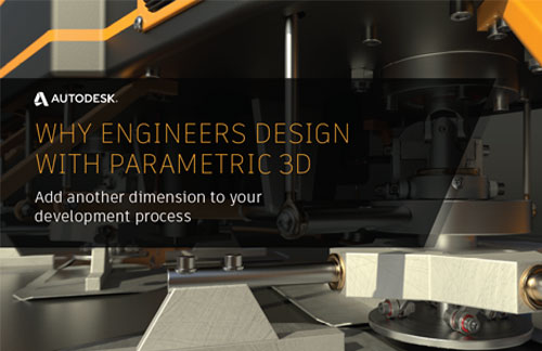 Design with parametric 3d e book