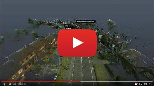 Point Clouds In An Infrastructure Project Video for blog