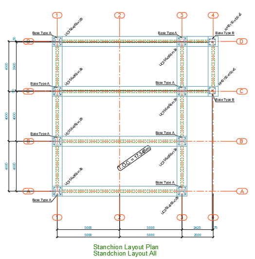 Stanchion_Layout_Plan